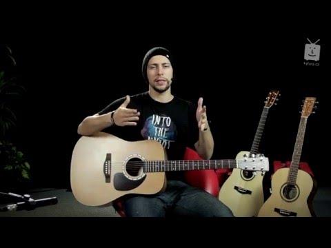 SIMON & PATRICK Woodland Cedar Akustická kytara