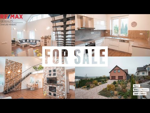 Video z << Prodej rodinného domu, 308 m2, Kovalovice >>
