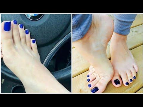 Shirin david feet
