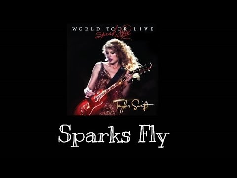 Taylor Swift - Sparks Fly (Speak Now World Tour Live) Audio Official Mp3