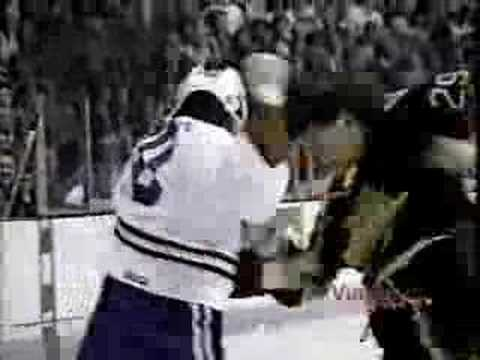 Chris Nilan vs. Daryl Stanley