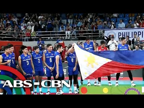 Team Pilipinas, silver medalist sa #SEAGames2019 men's volleyball | News Patrol