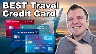 The BEST No Annual Fee TRAVEL Credit Card?