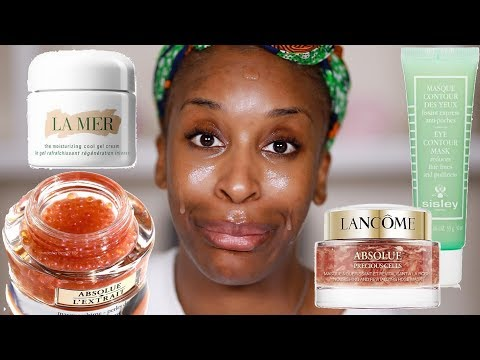 Is Luxury Skincare Worth It? $4,000 Later… | Jackie Aina