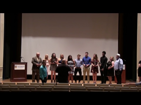 The Midways - A Night of Athletic Honors