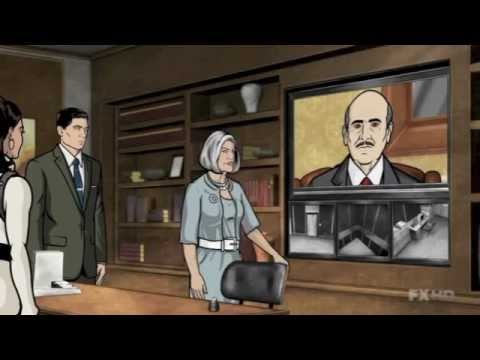Here's How 'Archer' Plans To Deal With That Whole ISIS Thing