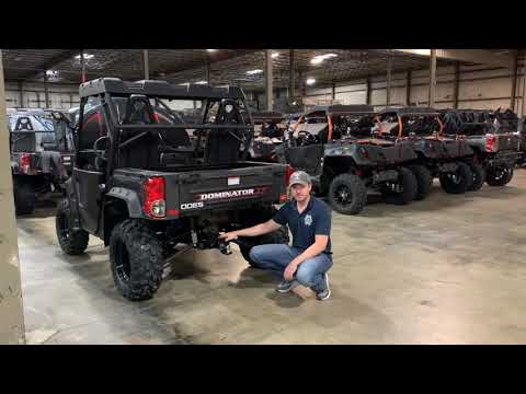 2019 Odes Dominator X4 800cc ST V.2 in Seiling, Oklahoma - Video 1