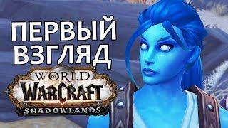 Первые впечатления от Альфы WoW: Shadowlands   Зул