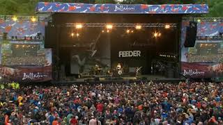Belladrum 2017: FEEDER - Come Back Around