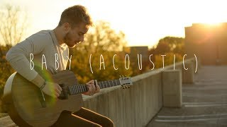Justin Bieber - Baby (Acoustic Cover by Jonah Baker)
