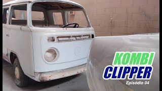 Kombi Clipper Crew Cab - Andamento da Funilaria - Autoplayerz Project Cars [T03 EP04]