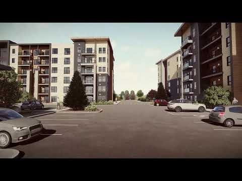 G17 Apartments at Tamarack Animation