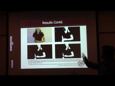 ASL) American Sign Language recognition with multiple Outputs using