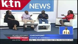 Checkpoint 28th February 2016 [Part 3]: Status of the Agenda 4
