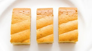 EGGLESS HOT MILK CAKE l SPONGE CAKE l WITHOUT OVEN