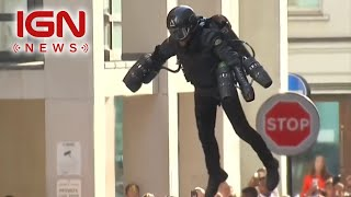 Buy Your Own Iron Man-Style Jet Suit - IGN News | Kholo.pk
