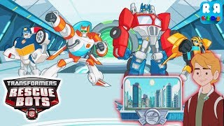 Transformers Rescue Bots: Disaster Dash - Got The Medal from Disaster Tornado Mission Easy Mode