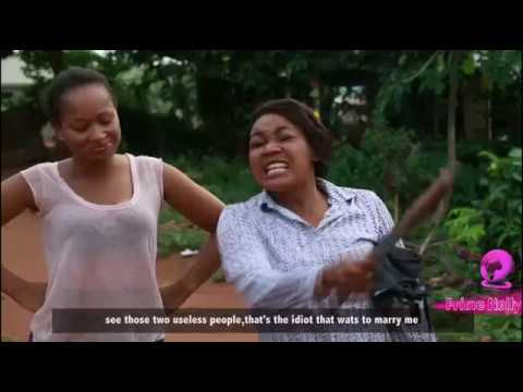 FEMALE MEAT SELLER- 2017 LATEST NIGERIAN NOLLYWOOD MOVIES