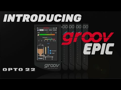 Introducing groov EPIC from Opto 22