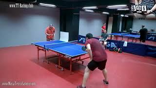 Masa Tenisi Turnuvası  - TT-Lig Maçı Lig A