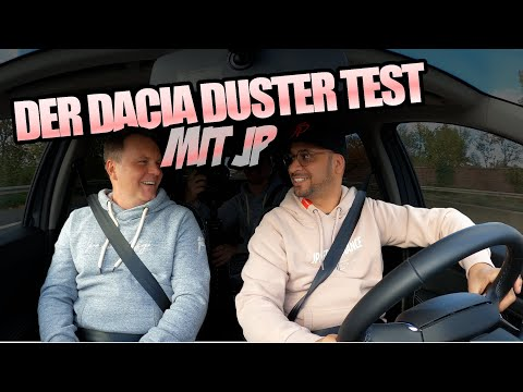 Dacia Duster Prior Test Drive
