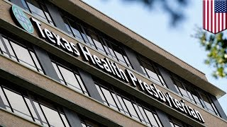 Second US Ebola case confirmed: Texas health worker contracts Ebola