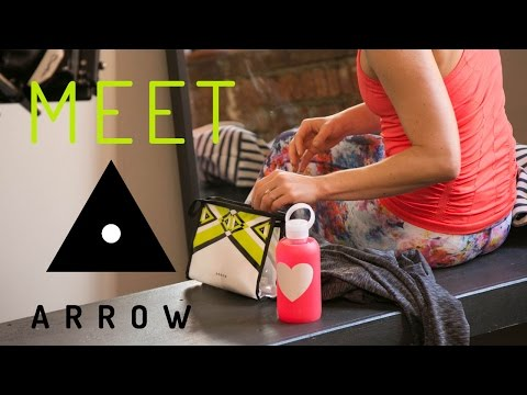Meet ARROW: Beauty Designed to Keep Up With Your Active Lifestyle