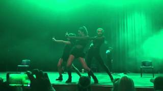 Kirsten of ReQuest End of year showcase 2015