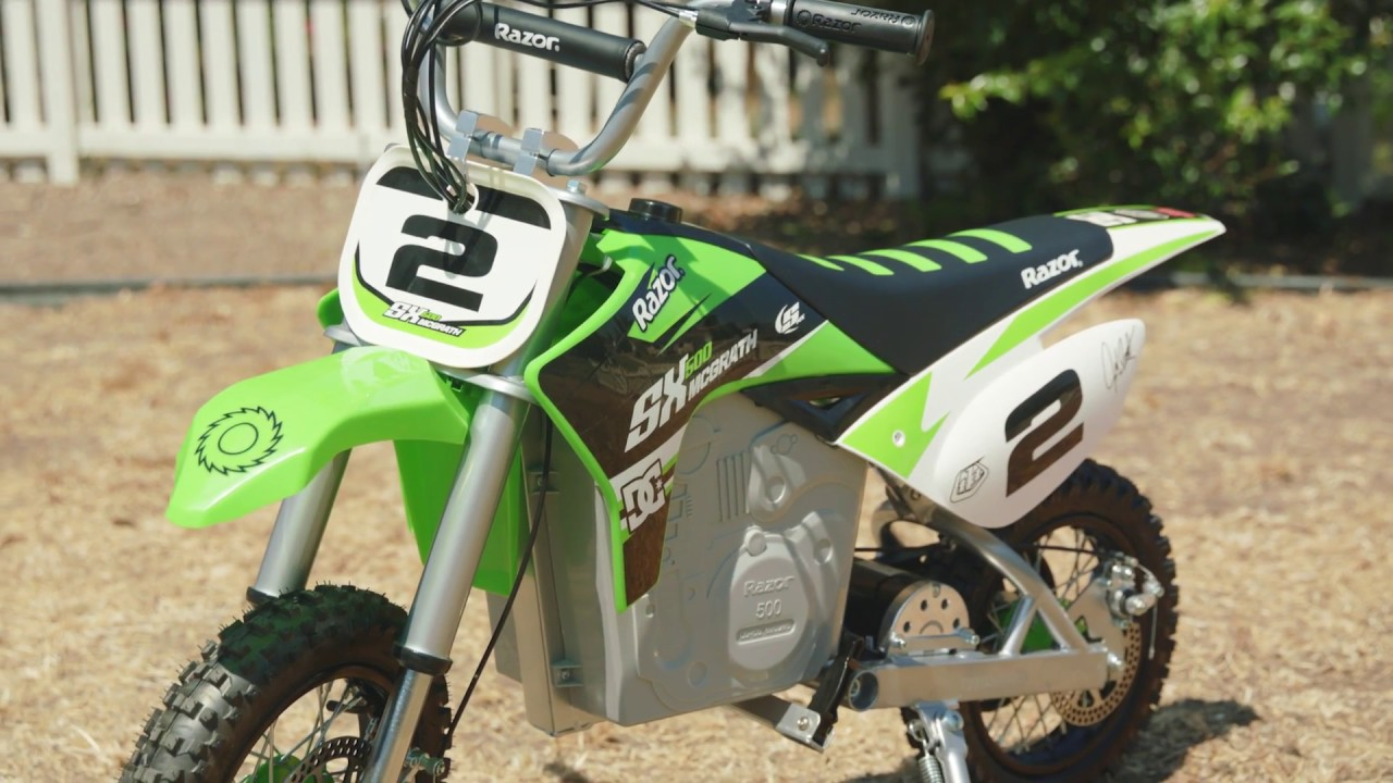 SX500 McGrath Ride Video