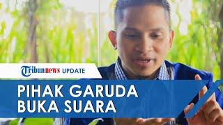 Pihak Garuda Indonesia Buka Suara soal Keributan yang Melibatkan Anak Amien Rais dan Wakil Ketua KPK