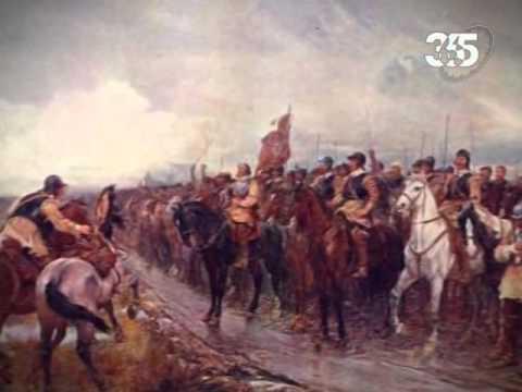 Оливер Кромвель и Великий бунт