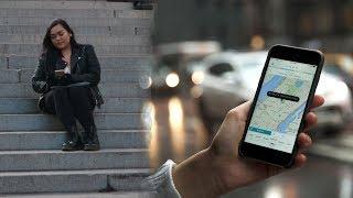 Ketiduran di Taksi Online, Seorang Wanita Alami Kejadian Tak Mengenakkan, Curhatnya Viral di Twitter
