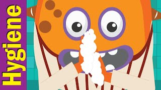 Wash Your Hands Song | Healthy Habits for Kids | Fun Kids English