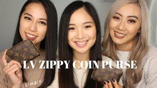 LV Zippy Coin Purse Review