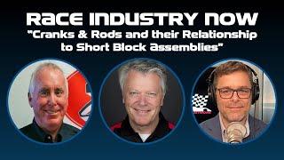 """Cranks & Rods to Short Block Assemblies"" by SCAT"