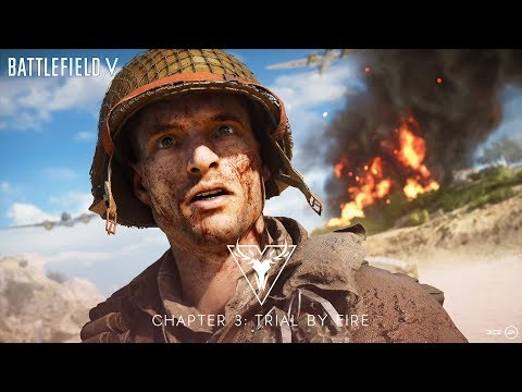 Battlefield V - Mercury Map Official Reveal Trailer