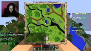 BATTLE ROYALE IN MINECRAFT?!