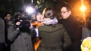 131231 Yoona - After KBS Drama Awards 2013