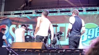 Карлос Пена, Boyfriend Dance Break - Big Time Rush (Live at SummerBash)