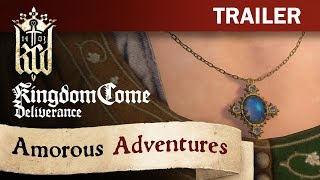 VideoImage2 Kingdom Come: Deliverance - The Amorous Adventures of Bold Sir Hans Capon