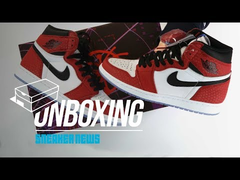 fcb0f6bdc83a Unboxing Spider Man Jordan 1 Mp3 Download - NaijaLoyal.Co