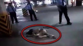 11 Scary Videos Taken At Night