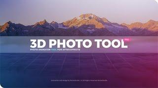 3D Photo Tool Pro - Professional Photo Animator