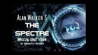 Alan Walker - The Spectre-  - HD 1080p - 320 kbps