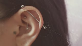Pros & Cons: Industrial Piercing |NativeBeauty