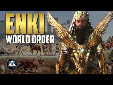 Enki en de wereldorde