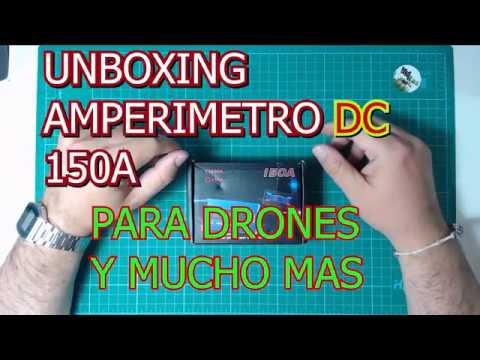 🎯🎯 Unboxing Amperimetro Digital Para Drones🔥🔥
