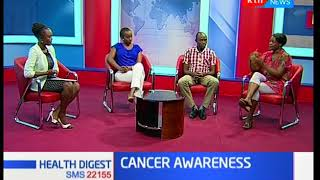Cancer Awareness:Cancer awareness by caregivers,they carry emotional burden part two