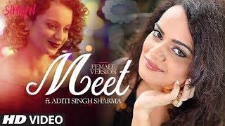 Meet (Simran)  Aditi Singh Sharma