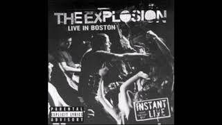The Explosion - Live In Boston (FULL ALBUM)